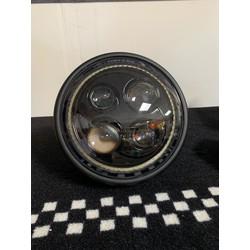"""Verkoop 7 """"Premium Project & Halo Cafe Racer koplamp"""