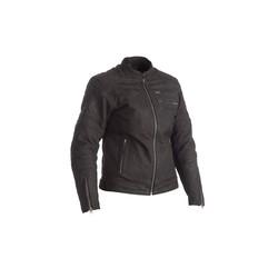 Ripley CE Leather Jacket Marron Ladies