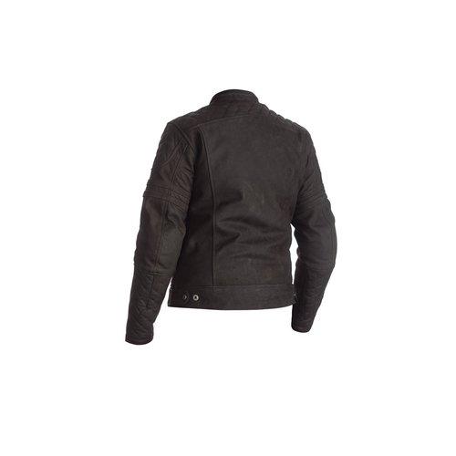 RST Ripley CE Leather Jacket Marron Ladies