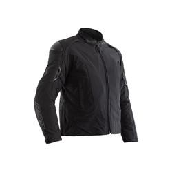 Schwarze GT CE Motorradjacke Textil Damen
