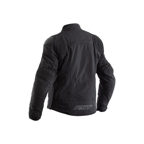 RST Black GT CE Motorcycle Jacket Textile Ladies