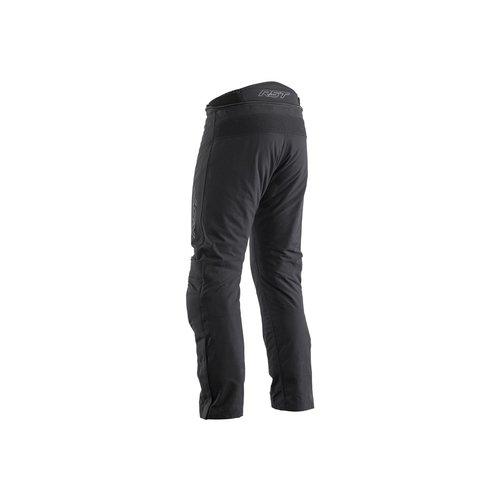 RST Black GT CE Motorcycle Pants Textile Long Leg Length Ladies