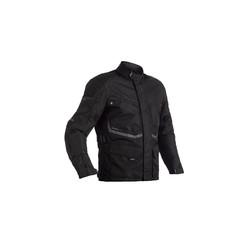 Veste de moto noire Maverick CE pour femme en textile