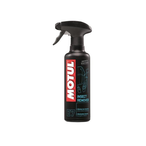 Motul insect remover spray bottle