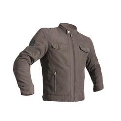 Brown IOM TT Crosby Motorcycle Jacket Textile Men