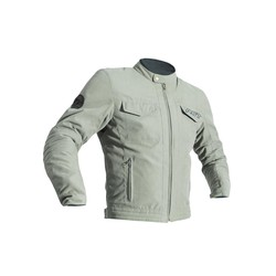 Sage Green IOM TT Crosby Motorcycle Jacket Textile Men