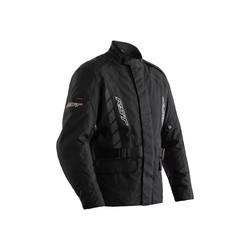 Zwarte Alpha 5 Motorjas Textiel