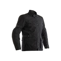 Zwarte Raid Motorjas Textiel