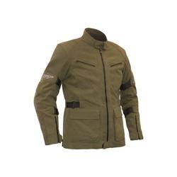 Green Raid Motorcycle Jacket Textile
