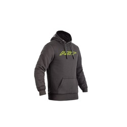 Grijze protective fabric  Pullover Hoodie