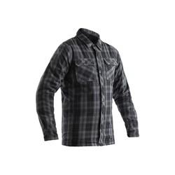 Grauer Holzfäller Aramid Shirt Textile Men