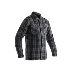 Gray Lumberjack Aramid Shirt Textile Men