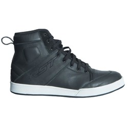 Black Urban II Motorcycle Shoes Men