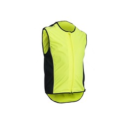 Fluor Yellow Safety Vest