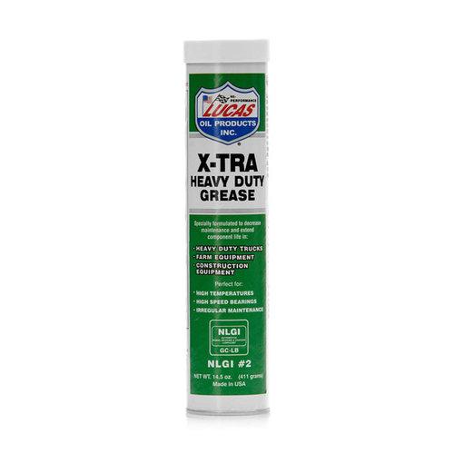 Lucas Oil Graisse au lithium à usage intensif X-TRA
