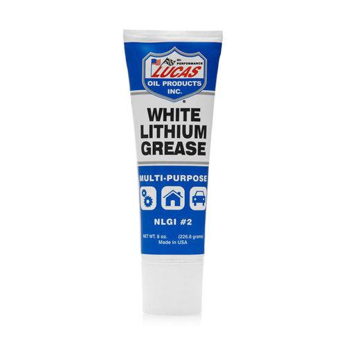 Lucas Oil Graisse au lithium blanche
