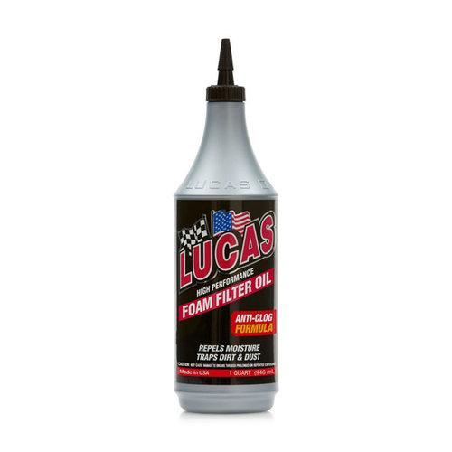Lucas Oil Huile pour filtre à air en mousse