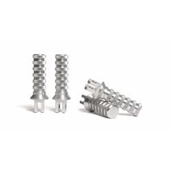 Repose-pieds en aluminium Triumph air-cooled