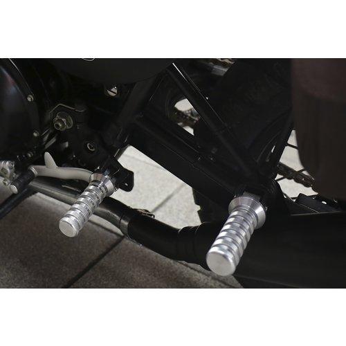 Tamarit Aluminium voetsteunen Triumph air-cooled