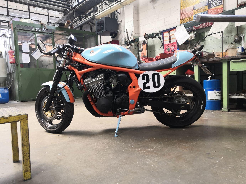 Suzuki Gsf 600 S Bandit Cafe Racer Caferacerwebshop Com