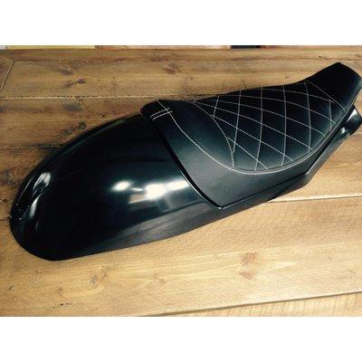 C.Racer Black Diamond Triumph Bonneville 2008+ Sitzbank