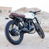 Custom Honda CGL125 - The story behind the bike