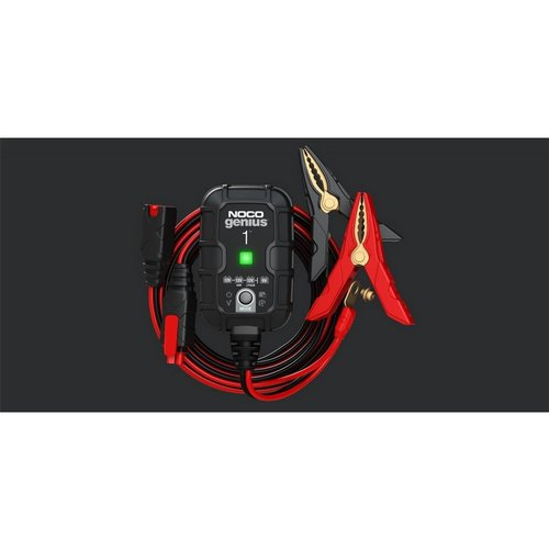 Noco Genius1 Allround 6 / 12 V Lithium / Gel / Lead  Smart Battery Charger