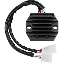 Yamaha XS400 lithium-compatibele gelijkrichterregelaar