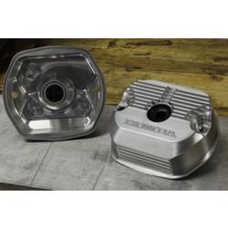 Set (2) CNC Honda CX / GL (alle Modelle) Ventildeckel