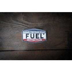 Fuel Aufnäher
