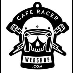 """Car Freshener """"Caferacer Webshop"""""""