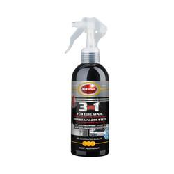 3 en 1 poli pour acier inoxydable 250 ml