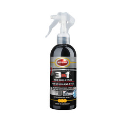 3 in 1 Stainless Steel Polish 250ml