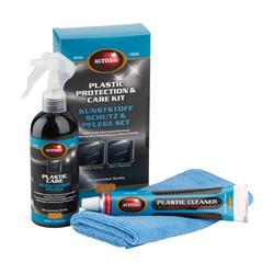Plastic beschermings- en onderhoudsset