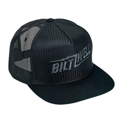 Bolts Snapback Cap Zwart