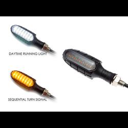 Grenade LED richtingaanwijzers + dagrijlichten
