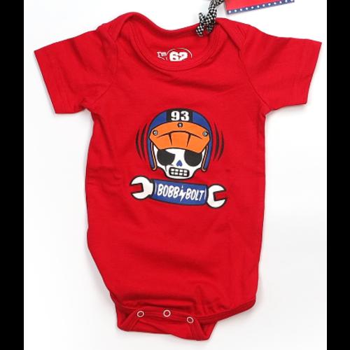 Bobby Bolt Bodysuit Scrambler Baby
