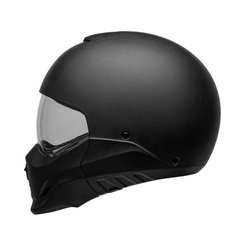 Bell Broozer Helm Mat Zwart