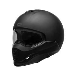 Broozer Helm Matt Black