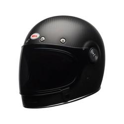 Bullitt Carbon Helm Massief Mat Zwart