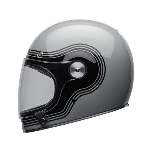 Bell Bullitt DLX Helm Flow Glans Grijs / Zwart