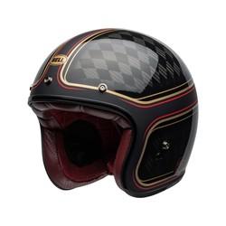 Custom 500 Carbon RSD Checkmate Matt/Gloss Black/Gold
