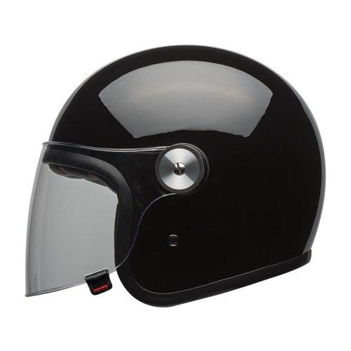 Bell Riot Helm Effen Zwart