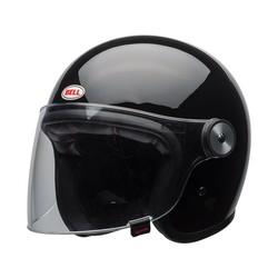 Riot Helm Effen Zwart