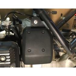BMW K100 Zündschlosshalterung