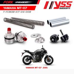 Gabel Upgrade Kit Yamaha MT-07