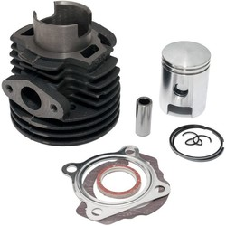 Cylinder Puch MV / MS50 + Piston 40mm Pin 12 Hercules