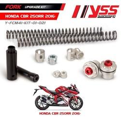 Front fork Upgrade Kit Honda CBR250RR 16-18