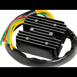 Lithium Rec Regulator Yam 11-13 FZ8  2014 FZ9  09-10 XVS950   14-16 XVS950  Bolt  09-10 XVS950  Tourer  06-14 FZ1  02-03 YZFR1 R1  07-14 YZFR1 R1  12-14 XTZ1200  Tenere  2014 XTZ1200  Ten