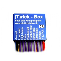 Elektronikbox Version T (Trick box)
